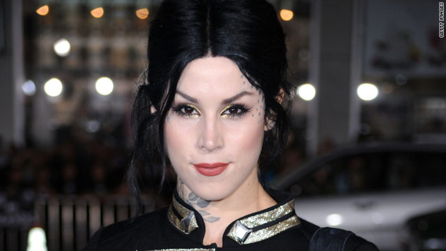 Kat Von D to appear on &#039;Joy Behar Show&#039; tonight
