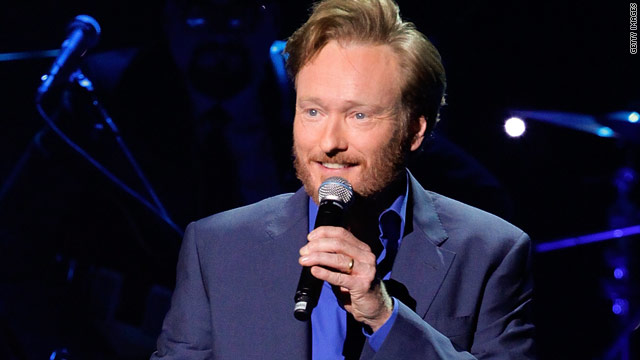 Get a sneak preview of 'Conan' on Monday