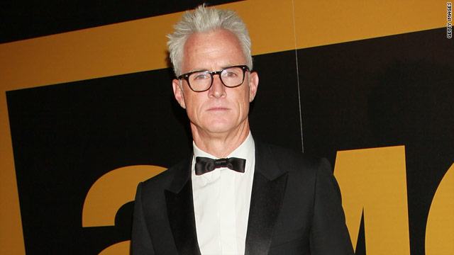 'Mad Men's' Roger Sterling pens real book