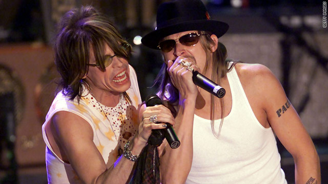 Kid Rock: Steven Tyler shouldn't join 'Idol'