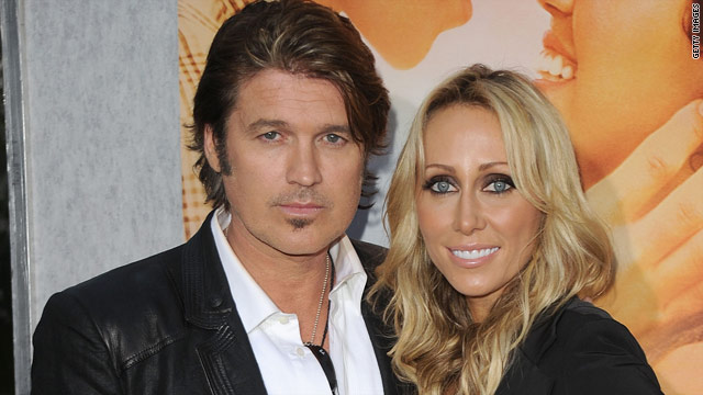 Billy Ray and Tish Cyrus file for divorce