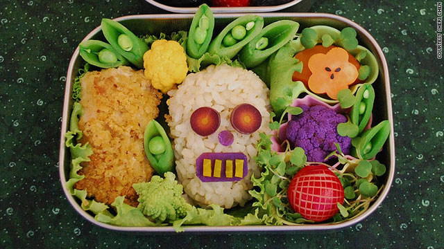 Trick or eat: A monstrous buffet