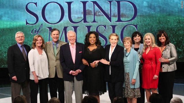Behind-the-scenes with 'The Sound of Music' cast, 45 years later