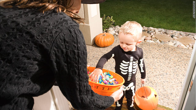 A sweet hierarchy for trick-or-treaters