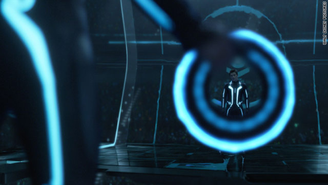 'Tron' sneak peek a visual thrill