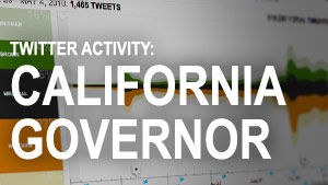 Ex-eBay CEO vs former California governor