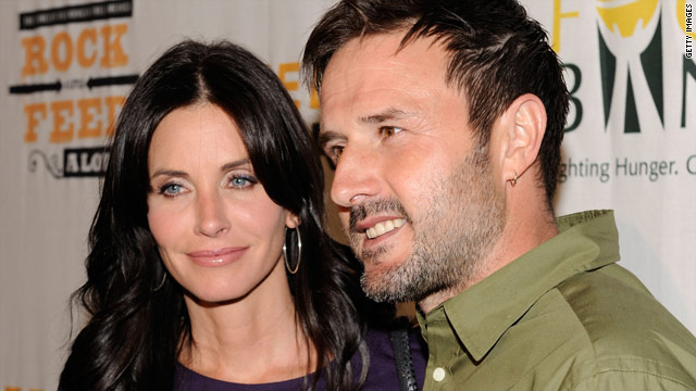 &#039;Showbiz Tonight&#039; Flashpoint: Courteney Cox &amp; David Arquette
