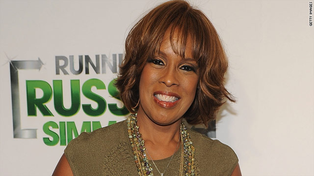 gayle king husband. Gayle King turned down