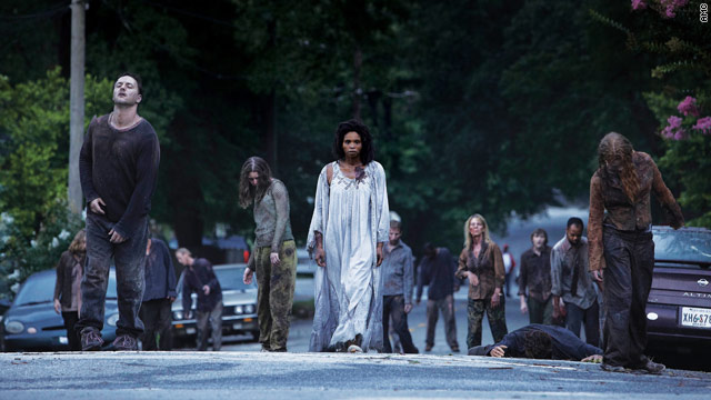 'The Walking Dead's' gutsy premiere