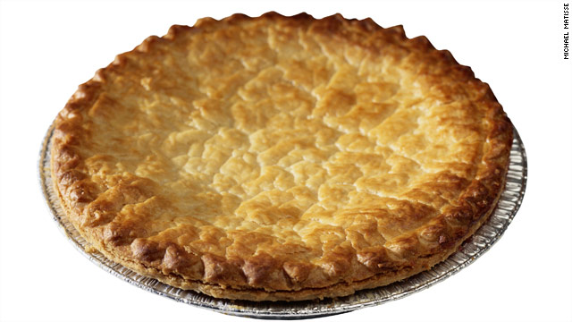 It's checkmate for chess pie