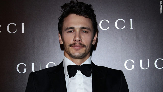 James Franco takes on 'Three's Company'