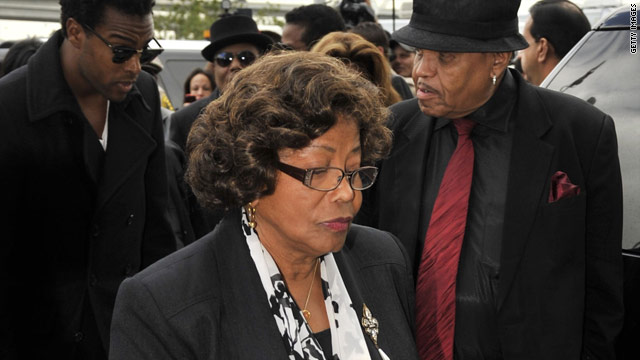 Katherine Jackson to open up on 'Oprah'