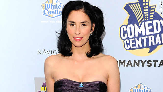 Sarah Silverman: Don't expect much from my nude scene