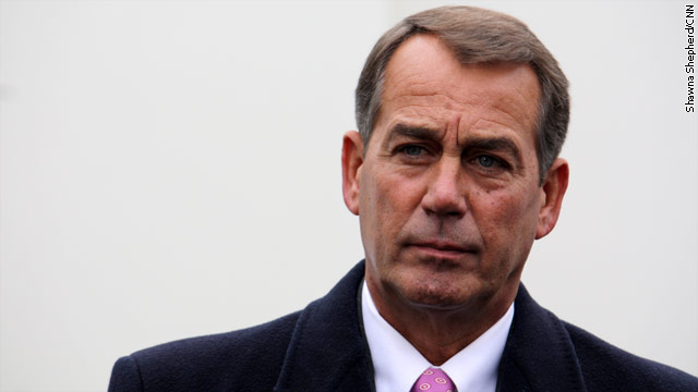 Obama dials off of 'enemies' as Boehner tees up