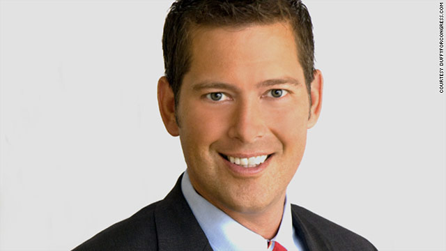'Real World' star Sean Duffy wins House seat in Wisconsin