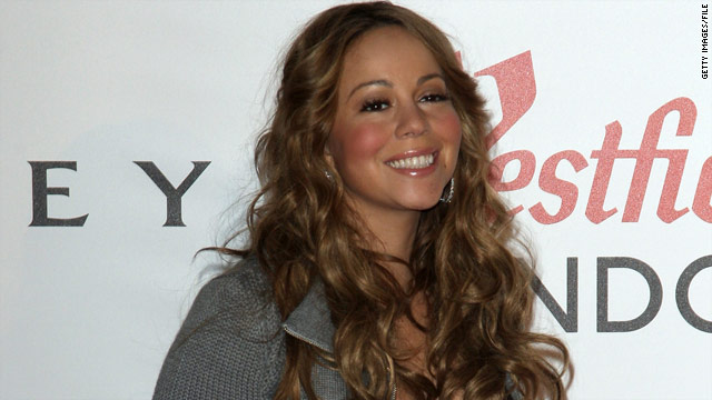Mariah Carey's new Christmas album, ABC special