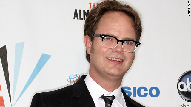 Rainn Wilson joining Oprah's OWN network?