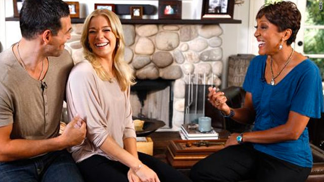 LeAnn Rimes: 'What happened is not who I am'