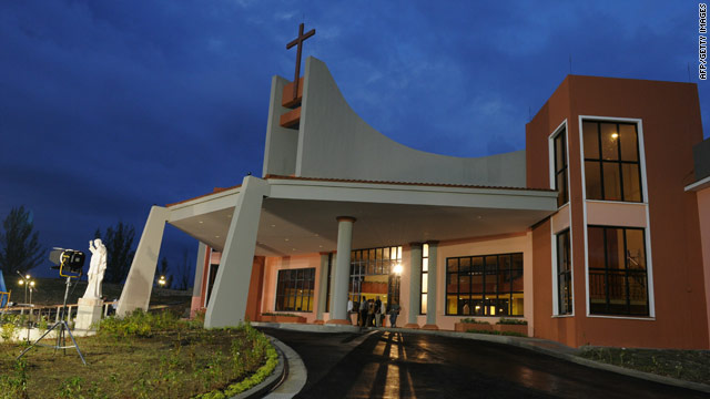 First Catholic seminary in half century opens in Cuba