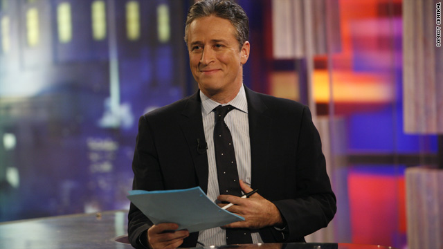 'Daily Show' No. 1 late-night show among adults