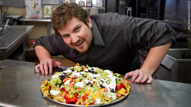 5@5 - Food Network's Tom Pizzica
