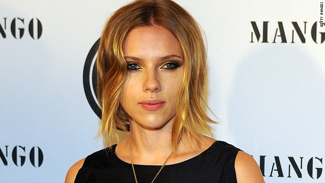 Scarlett Johansson cast as alien temptress
