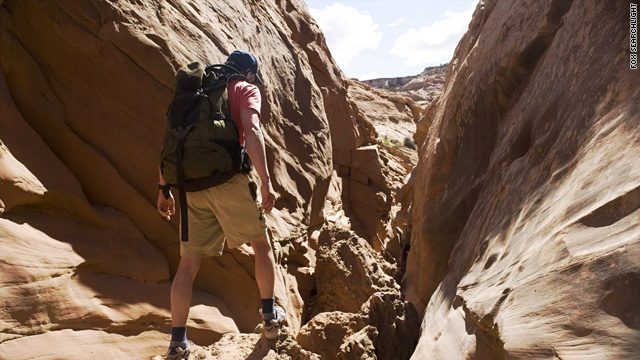 '127 Hours' causing fainting, panic attacks