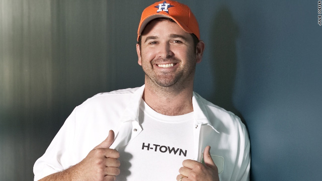 Don&#039;t mess with a Texas chef: Bryan Caswell stumps for Houston