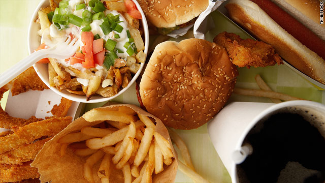 Study: Fast food marketing up, food still unhealthy