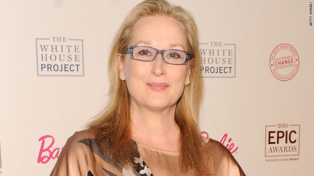 Meryl Streep to guest star on Lisa Kudrow's 'Web Therapy'