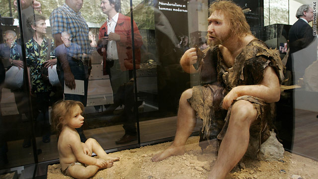 Neanderthals less 'creative' than humans