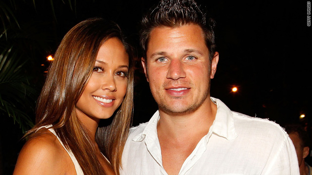 Nick Lachey and Vanessa Minnillo are engaged