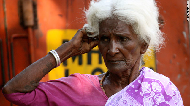 Images of India: Auntie