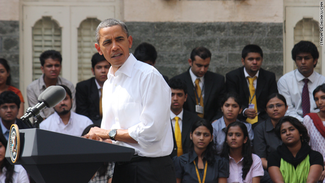 Remarks by the President & First Lady at St. Xavier College town hall