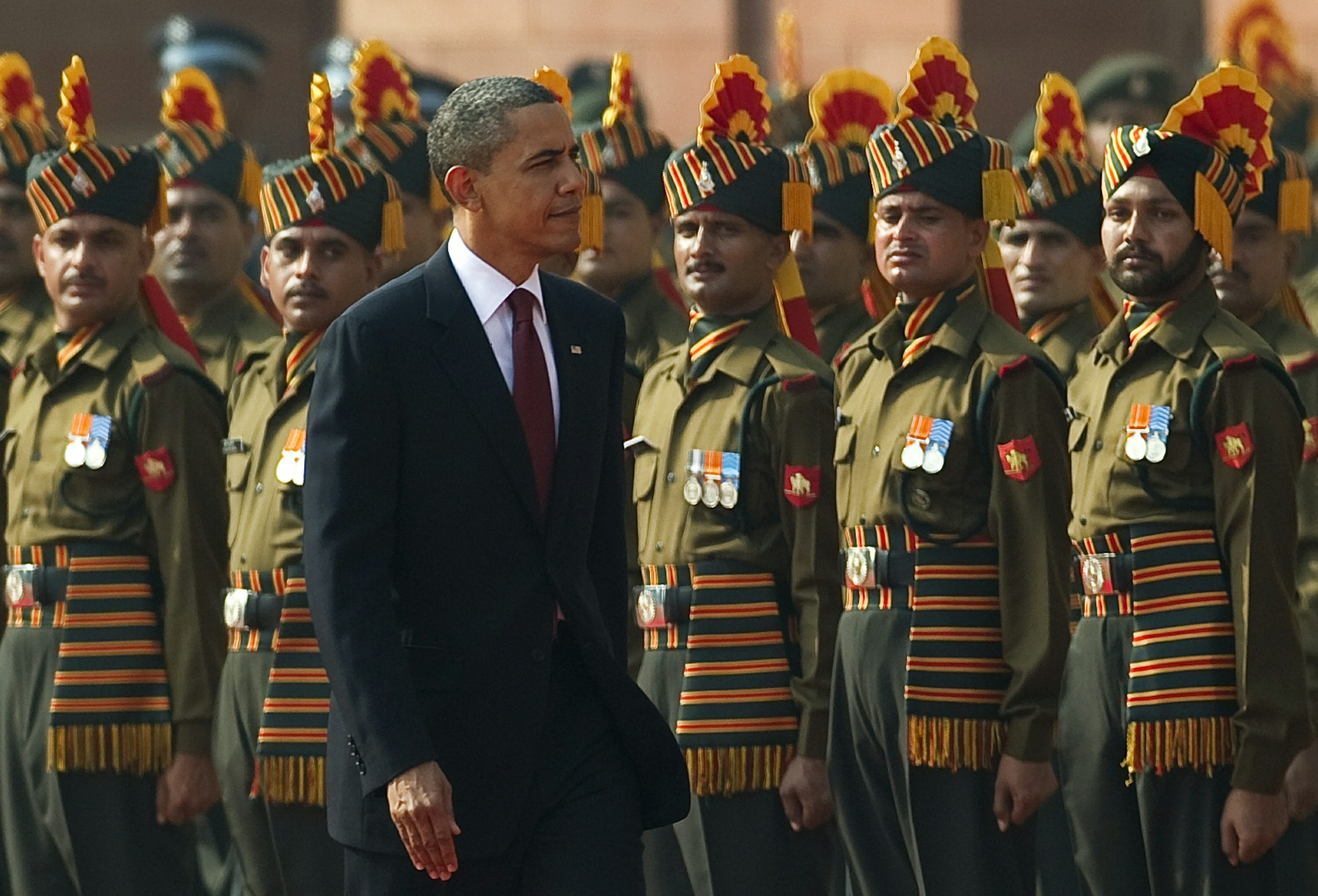 Images of India: Presidential Guard