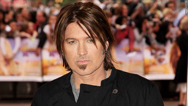 Billy Ray Cyrus to host TLC's 'Homecoming'