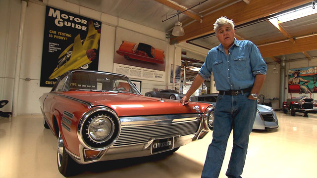 Jay Leno Shows Off Car That Runs On Tequila And Perfume Cnn Com