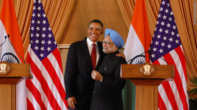Joint press conference with President Obama and Prime Minister Singh
