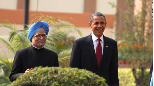 Obama Endorses India's Bid for Permanent UN Seat