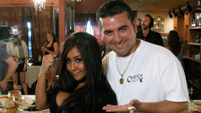 Jersey love as Snooki visits 'Cake Boss'