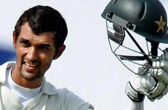 Pakistan wicketkeeper Zulqarnain Haider caused a furor by leaving the team hotel and flying to London on Monday.