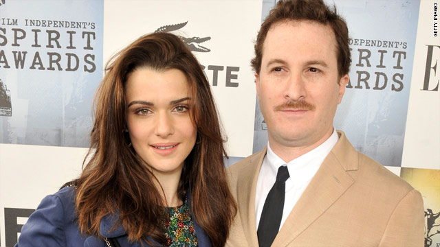 Rachel Weisz and Darren Aronofsky split
