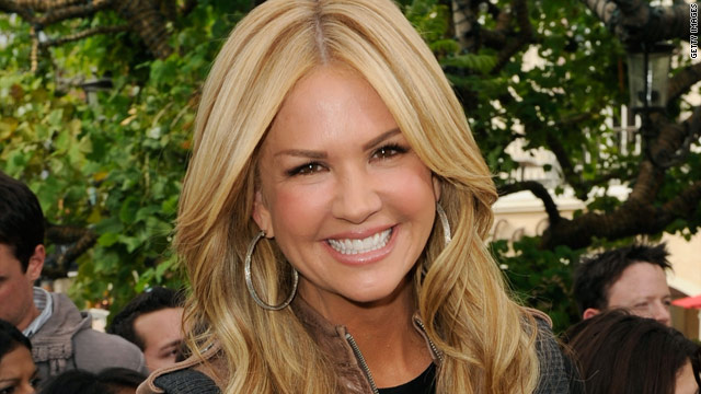 Nancy O'Dell replaces Mary Hart on 'ET'