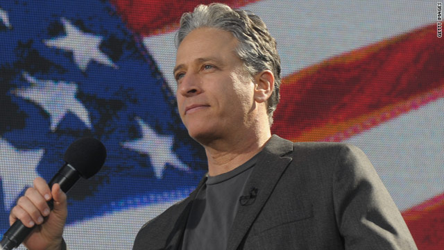 Stewart responds to critics with rally proposal