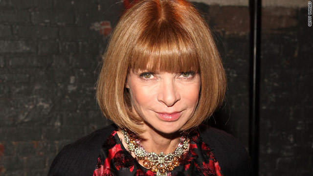 Book says Anna Wintour most connected celebrity