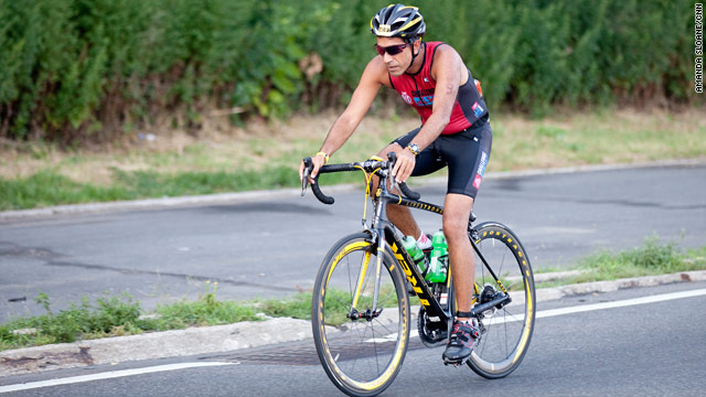 The triathlon journey