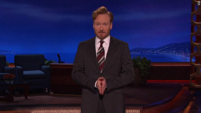 &#039;Conan&#039;: The second episode