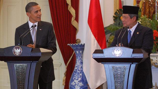President Obama's remarks in Jakarta, Indonesia