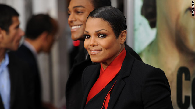 Janet Jackson: I got colonics at age 11