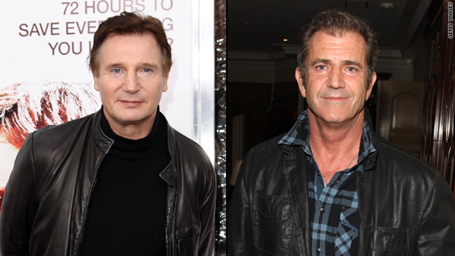 Liam Neeson: Gibson's cool with 'Hangover' replacement